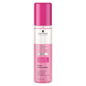Schwarzkopf BC Color Freeze – Spray Conditioner