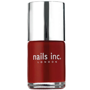 nails inc. Nagellack Chelsea Green