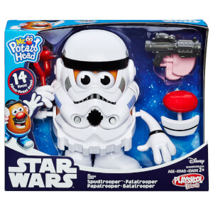 Star Wars Mr. Stormtrooper Mr. Potato Head Figure