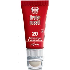 Tiroler Nussöl Sonnencreme & Lippenschutz