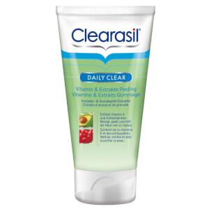 Clearasil Daily Clear Vitamin & Extrakte Peeling