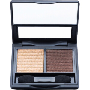 ModelCo EYESHADOW DUO Eyeshadow Palette in Bronzed