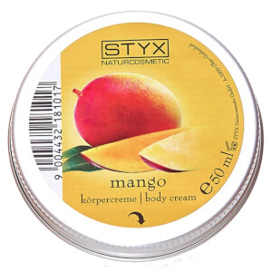 STYX Naturcosmetic Mango Körpercreme