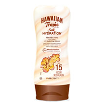 Hawaiian Tropic Silk Hydration Sun Lotion SPF 15