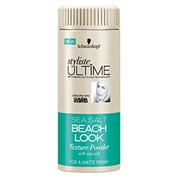 Schwarzkopf Styliste Ultîme Sea Salt Beach Look Texture Powder