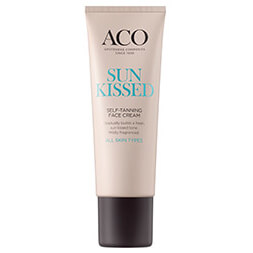 ACO Sun-Kissed Self Tanning Face Cream