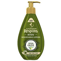 Garnier Mythic Olive Body Lotion