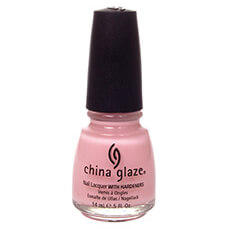 CHINA GLAZE Nagellack Innocence