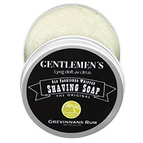 Grevinnans Rum Gentlemen's Shaving Soap
