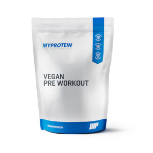 Formula Pre-Allenamento Vegana