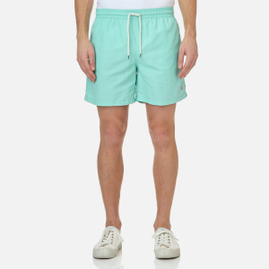 Polo Ralph Lauren Men's Traveler Swim Shorts - Bayside Green