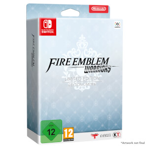 Fire Emblem Warriors Limited Edition