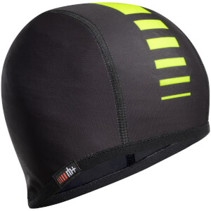 RH+ Logo Thermo Hat - Black/Fluo Yellow