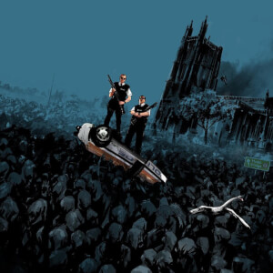 Mondo Hot Fuzz (Original Motion Picture Soundtrack)
