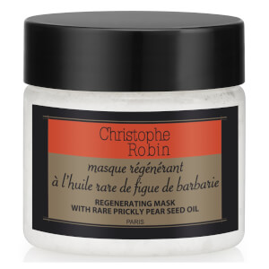 Christophe Robin Regenerating Mask with Rare Prickly Pear Oil 50ml (Free Gift)