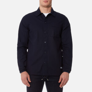 Penfield Men's Blackstone Cotton Ripstop Shirt - Navy