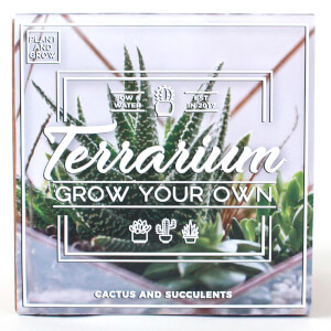 Grow Your Own Terrarium from I Want One Of Those