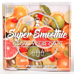 Grown Your Own Super Smoothie from I Want One Of Those