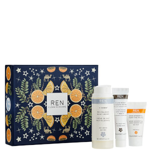 REN Silent Night, Wake Wonderful Gift Set (Worth £48.00)