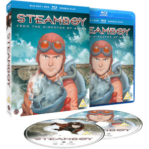 Steamboy - Double Play