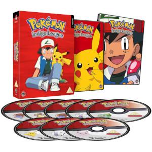 Pokémon Indigo League - Coffret Saison 1
