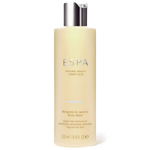 ESPA Bergamot & Jasmine Body Wash 250 ml