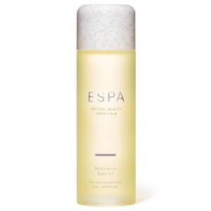 ESPA Resistance Bath Oil 100 ml