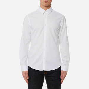 BOSS Green Men's C-Buster Shirt - White