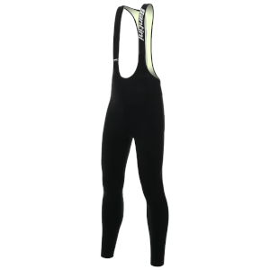 Santini Vega 2.0 Aquazero Bib Tights - Black/Red