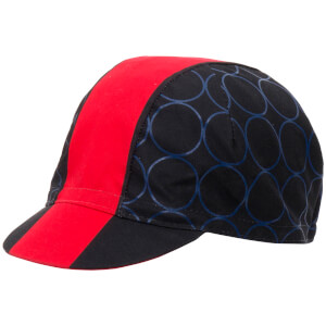 Santini Cotton Redux Design Cap - Orange