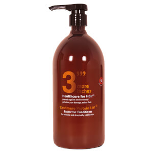 3 More Inches Cashmere Protein UV Protective Conditioner 1L