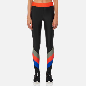 P.E Nation Women's First Gen Leggings - Black/Khaki