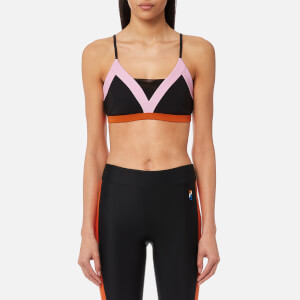 P.E Nation Women's The Elite Eight Crop Top - Pink