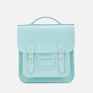 The Cambridge Satchel Company Women's Small Portrait Backpack - Sweet Pea Blue