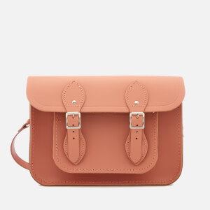 The Cambridge Satchel Company Women's 11 Inch Satchel - Terracotta