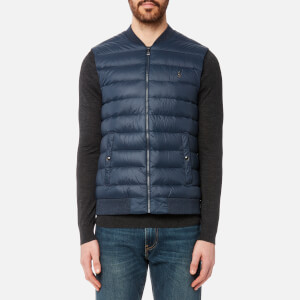Polo Ralph Lauren Men's Hybrid Vest - Navy
