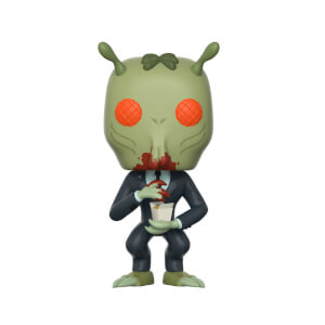 Rick and Morty Cornvelious Daniel Pop! Vinyl Figur