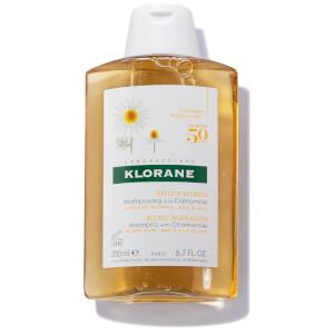 Champú de camomila de KLORANE 200 ml