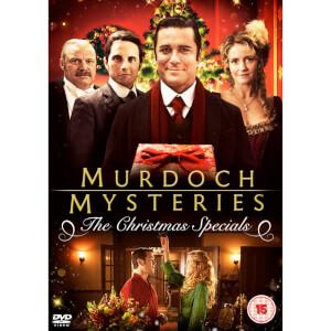 Murdoch Mysteries: The Christmas Specials