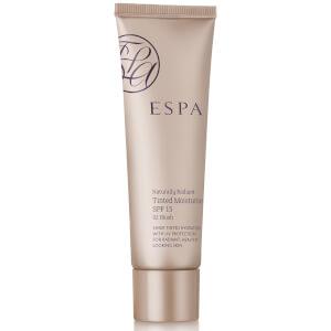 ESPA Naturally Radiant Tinted Moisturiser SPF 15 - 02 Blush