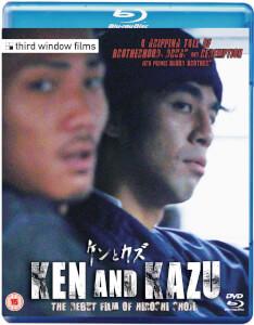Ken and Kazu (Dual Format)