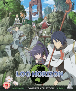 Log Horizon S1 & S2 Collector's Edition