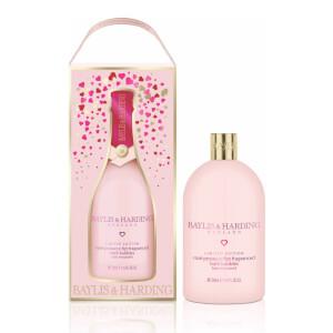 Baylis & Harding Rose Prosecco Fizz 500ml Bath Bubbles