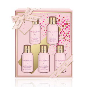 Baylis & Harding Rose Prosecco Fizz 5 Bottle Gift Set