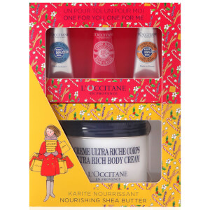 L'Occitane Nourishing Shea Butter Holiday Set (Worth $59.00)
