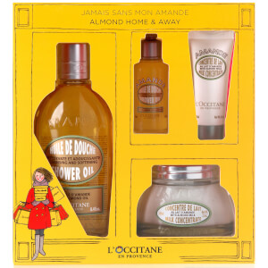 L'Occitane Almond Home & Away Set (Worth $65.50)