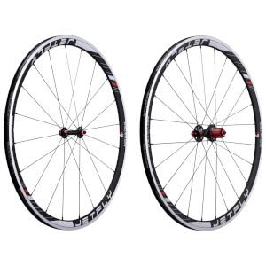 Novatec CXD Tubular Wheelset - 2016 Decals
