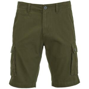 Brave Soul Men's Miles Shorts - Khaki