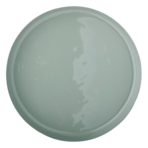 Bloomingville Round Tray - Brass and Green