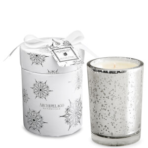 Archipelago Botanicals Round Boxed Candle - Winter Frost